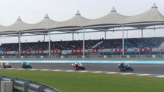 El MotoGP se correrá en Las Termas al menos hasta 2021