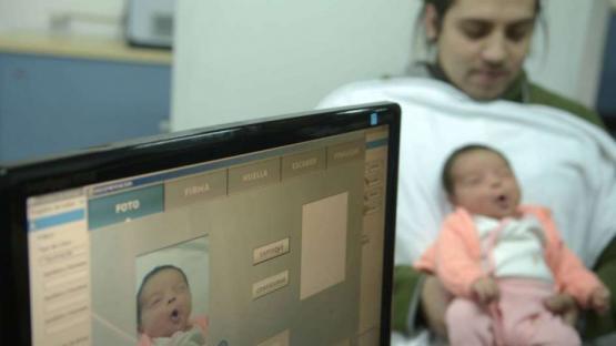 ¿Cuánto costará inscribir a los recién nacidos en casa?