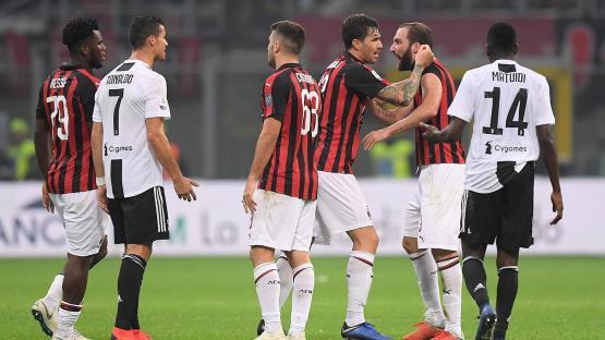 Gonzalo Higuaín pidió disculpas por su actitud en el partido contra Juventus