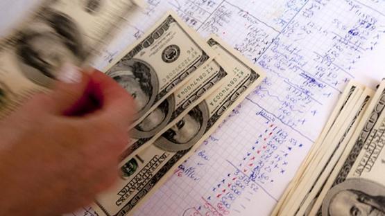 Se terminó la calma cambiaria: el dólar saltó 55 centavos, a $ 36,97