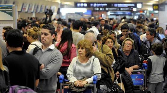 El viernes harán asambleas en Aeroparque: se podrían registrar demoras y cancelaciones