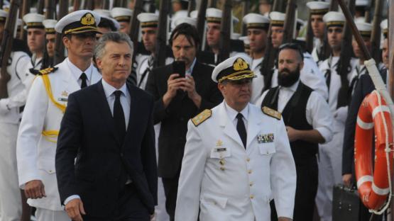 La jueza Yáñez deslindó de responsabilidad a Macri en el naufragio del ARA San Juan