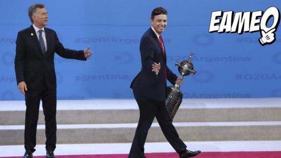 """Gallardo le respondió a Macri, que lo había tratado de """"culón"""""""