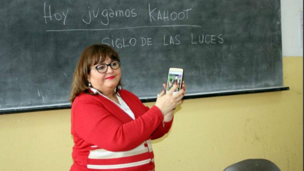 Dos docentes argentinos elegidos como los mejores del mundo - LA GACETA Salta