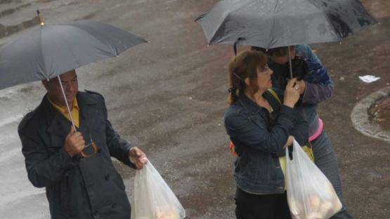Rige alerta meteorológica para Salta