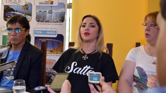 Antes de ser suspendida, Patricia Argañaraz pidió licencia médica