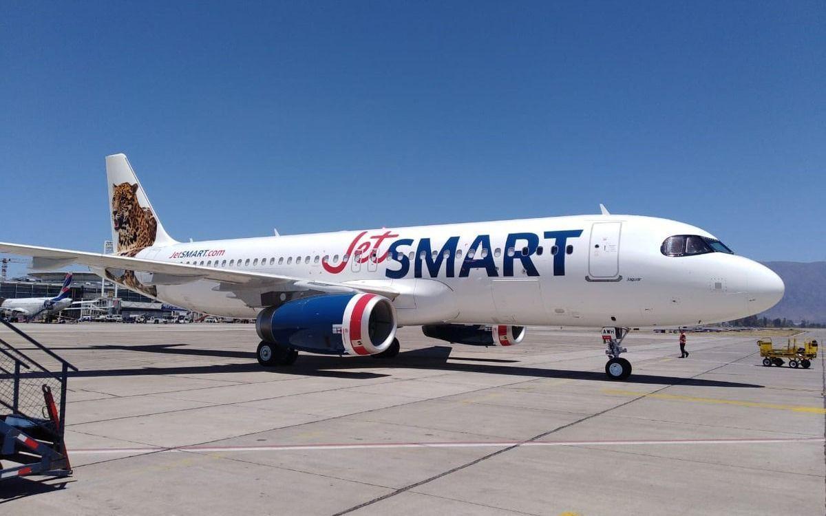 El Calafate y Río Gallegos entre las rutas otorgadas a JetSmart
