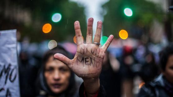 """Hubo ocho femicidios en solo 15 días:  """"un 50% más que hace 10 años"""