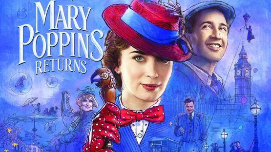 Vuelve Mary Poppins, mirá el trailer y entérate qué opinó la prensa sobre el film