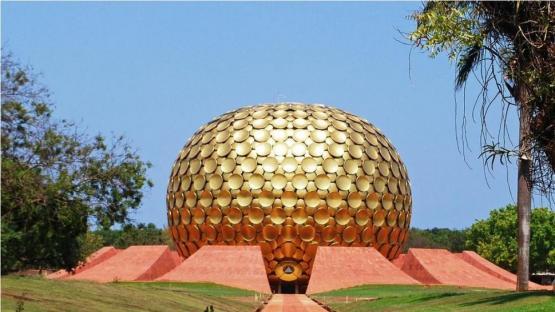 Auroville, una intrépida utopía hecha ciudad