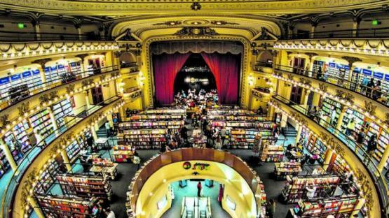 La librería más linda del mundo