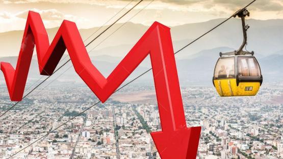 Salta: aunque algunos números crecen el turismo no escapa de la crisis