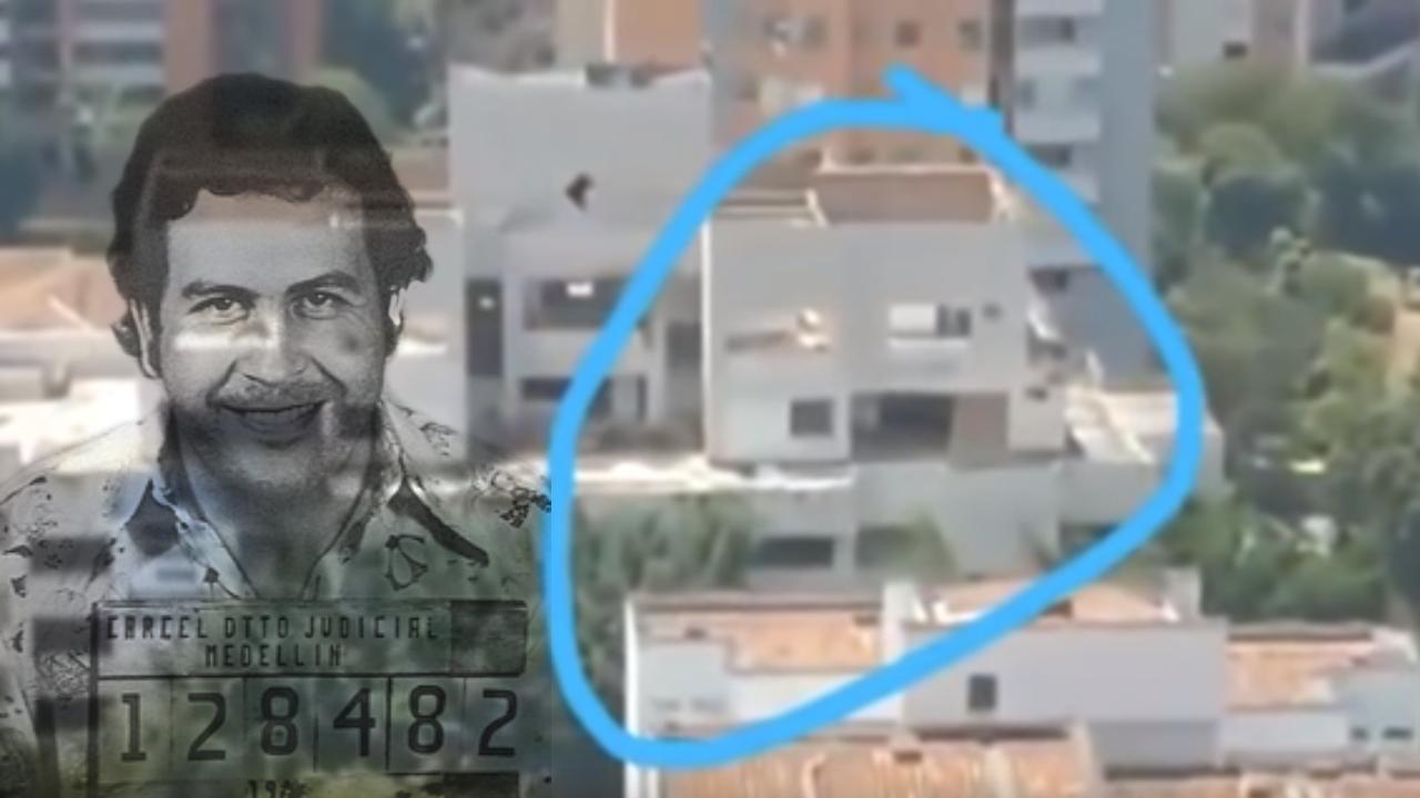 Filman fantasma de Pablo Escobar en la demolición de su edificio Mónaco