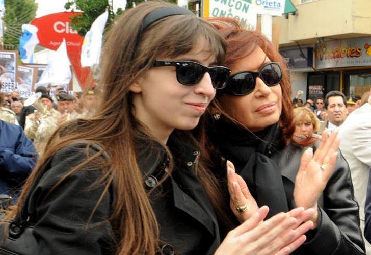 Confirman cuál es la enfermedad que padece Florencia Kirchner