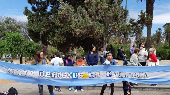 """Por el Día del Niño por Nacer: """"queremos pedirle al Gobernador la derogación del decreto del aborto"""""""