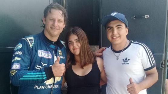 David Nalbandian perdió su iPhone en Tafí del Valle y se lo devolvieron