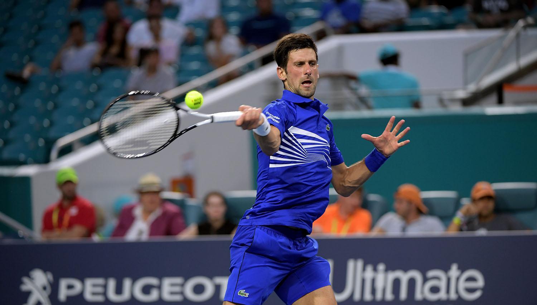 Djokovic sufre en su debut en Montecarlo ante el alemán Kohlschreiber