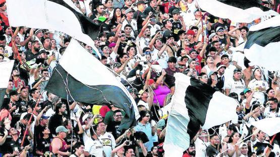 Hinchas de Colo Colo amenazan con suspender el encuentro Palestino-River