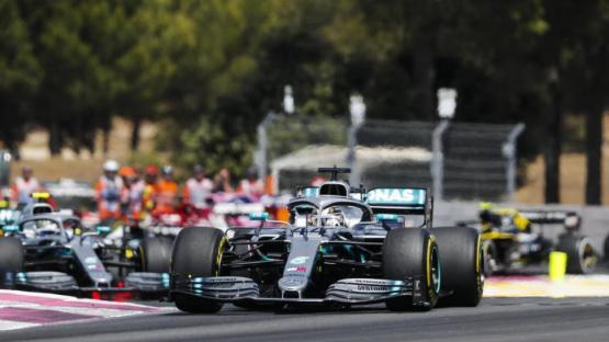 Fórmula 1: imparable hacia la corona
