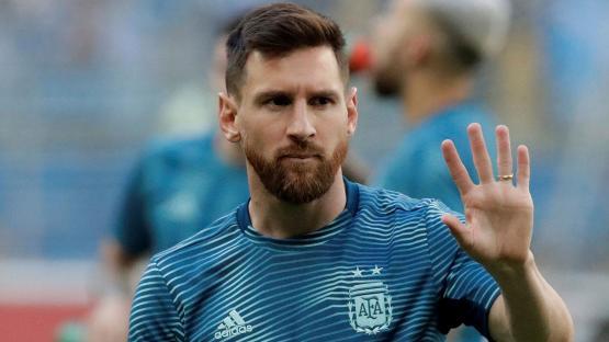 Cómo festejó Messi su cumpleaños número 32