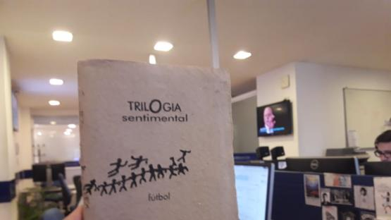 Apuntes sobre Trilogía sentimental, de Ricardo Daniel Piña