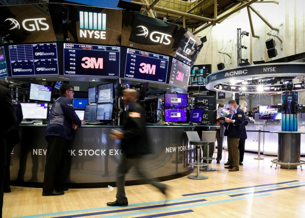 Empresas argentinas pierden hasta 13 % en Wall Street
