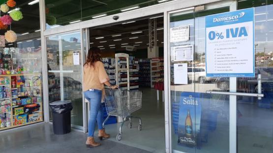 Las claves de los productos sin IVA en Salta