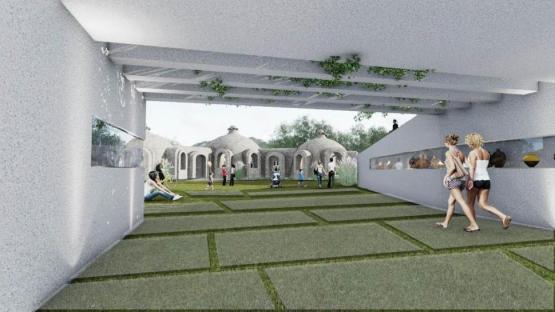 Tafí Viejo: construirán un museo en la casa de los iglúes