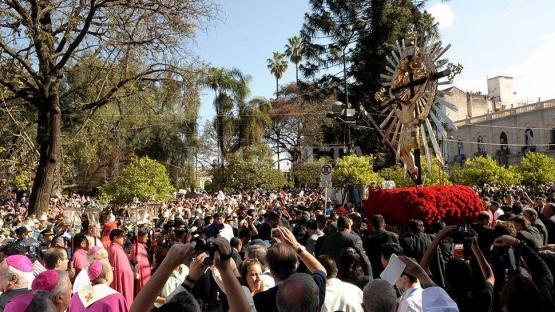 En vivo: mirá la Procesión del Milagro en Salta