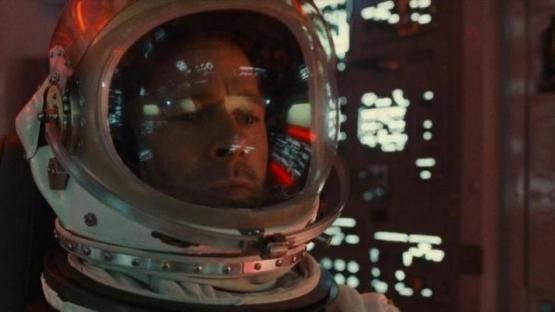 Brad Pitt, en una misión en el espacio exterior y en el más íntimo