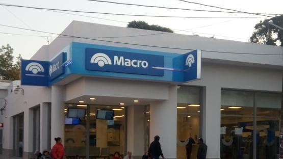 Banco Macro comunica la mudanza de la sucursal en Tartagal