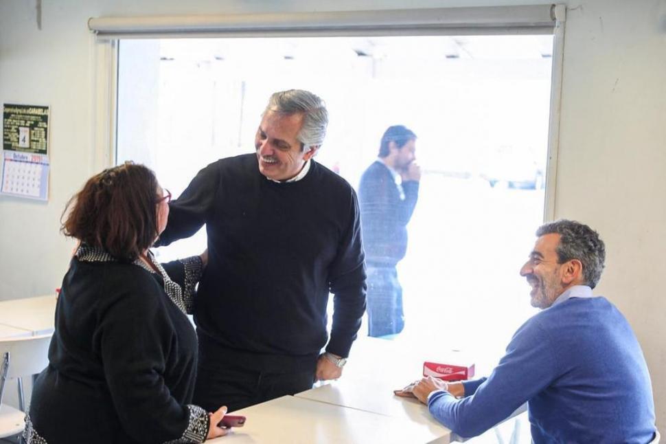 Alberto Fernández presentará el plan