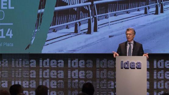 Sin Macri ni Fernández, arranca el Coloquio de IDEA