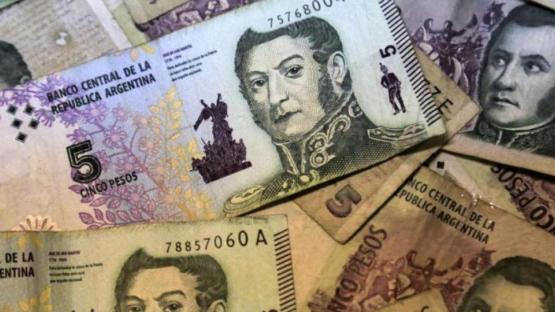 Retirarán de circulación los billetes de $ 5