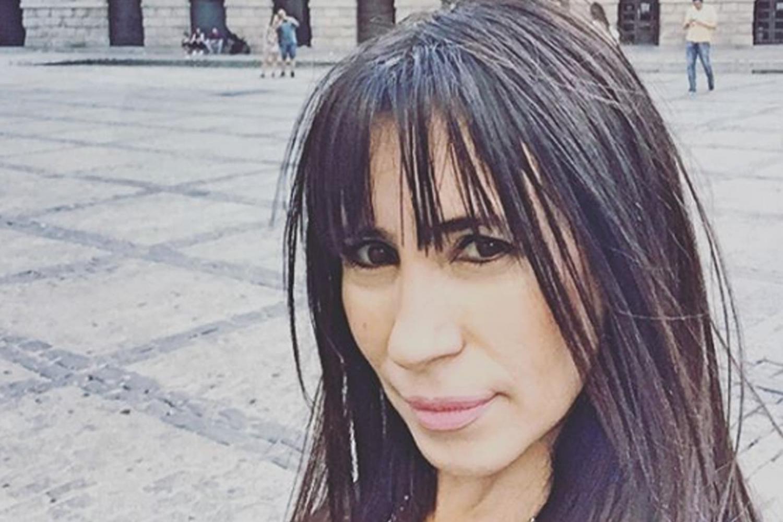 Marixa Balli se cayó de cinco metros de altura y está internada