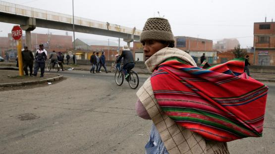 Bolivia: los campesinos sostienen que no quieren