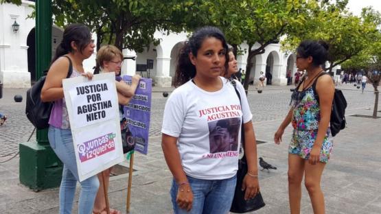 Agustina Nieto fue asesinada hace un año y no hay avances en la causa, denuncia la familia