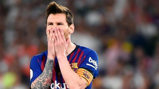 ¿Qué le pasa a Messi? El Barcelona volvió a perder y preocupa su nivel