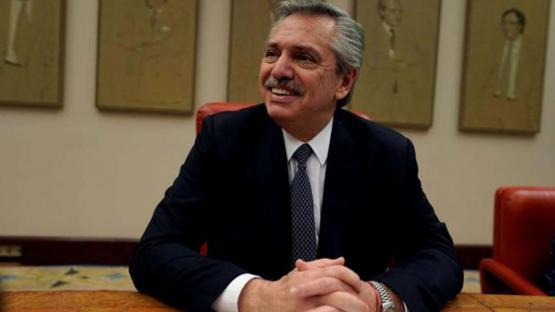 Destacan el apoyo logrado por Alberto Fernández