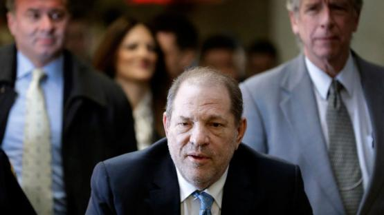 #MeToo: Harvey Weinstein fue declarado culpable de agresión sexual y violación