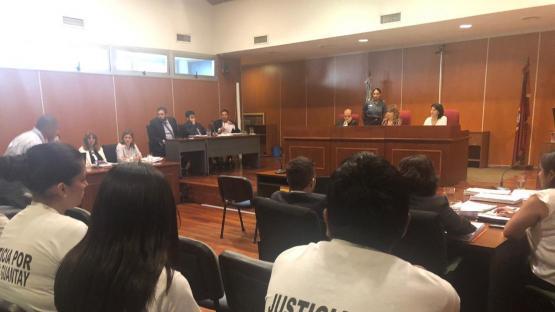 Caso Daniela Guantay: condenaron a perpetua a todos los acusados