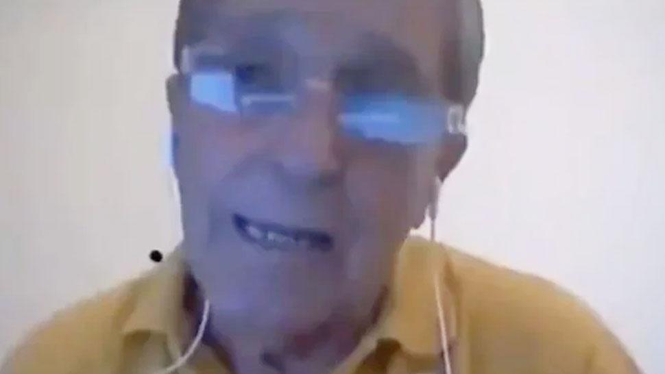 Alumnos le hacen una broma cruel a su profesor en una clase virtual por Zoom