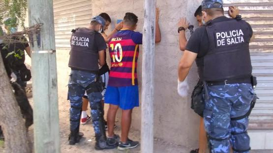 """El Inadi denuncia que """"la cantidad de casos de abuso policial es enorme"""""""