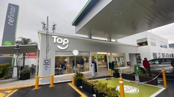 En Tucumán, Refinor pone en marcha el primer surtidor eléctrico de la región