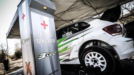 El Rally Argentino ensaya la vuelta