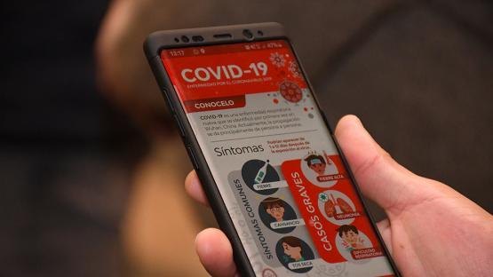 Coronavirus en Salta: ¿qué hacer si tenés síntomas de la enfermedad?