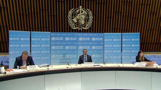 La OMS considera inaceptable que 50.000 personas mueran por covid-19 cada semana