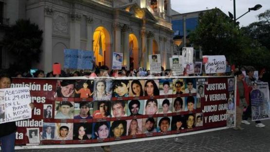 La marcha número 500 por las víctimas de la impunidad se hará de forma virtual