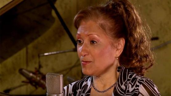 La música, de luto: murió a los 80 años Ramona Galarza,