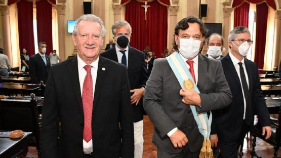 Entre chicanas políticas, diputados autorizaron a Sáenz a tomar una nueva deuda